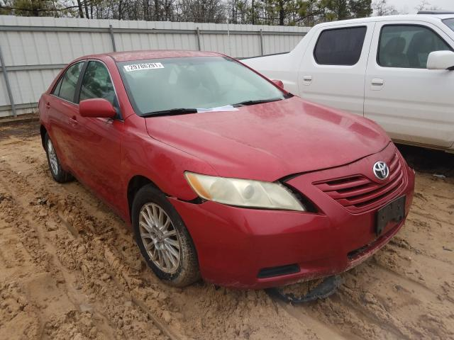 Salvage 2007 TOYOTA CAMRY - Small image. Lot 29786291