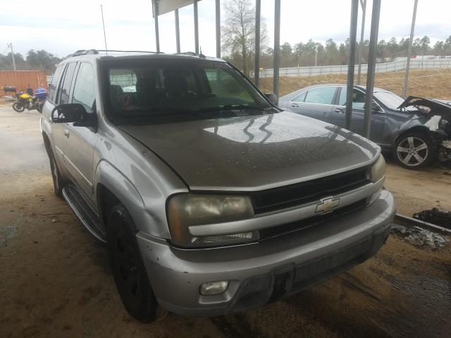 Salvage cars for sale from Copart Gaston, SC: 2004 Chevrolet Trailblazer