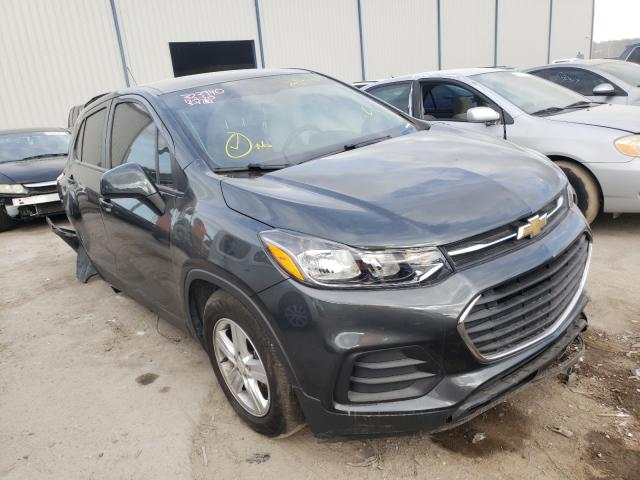 Salvage 2020 CHEVROLET TRAX - Small image. Lot 29856131