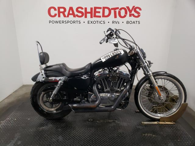 Salvage cars for sale from Copart Austell, GA: 2014 Harley-Davidson XL1200 V