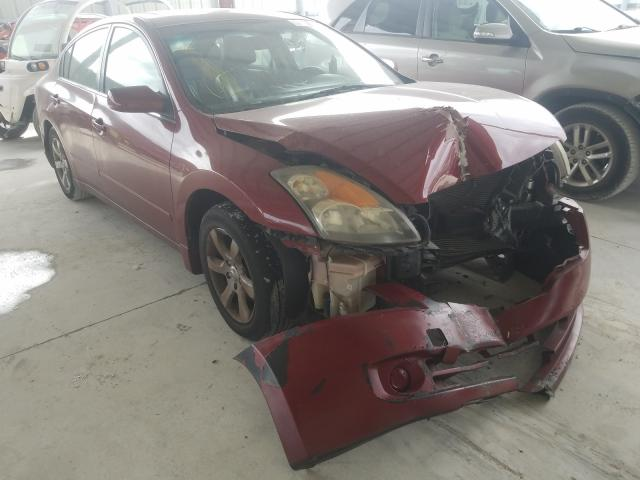 Salvage 2008 NISSAN ALTIMA - Small image. Lot 30400281