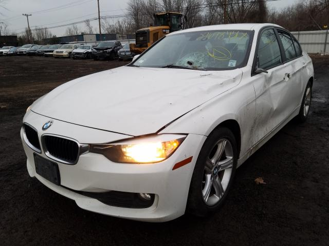 2014 BMW 320 I - Left Front View