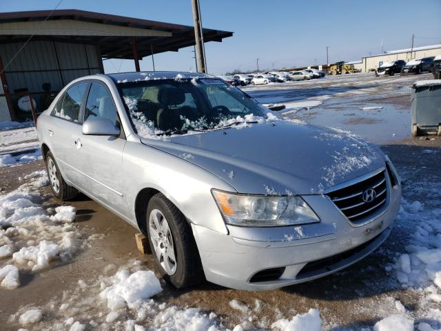 Salvage cars for sale from Copart Temple, TX: 2010 Hyundai Sonata GLS