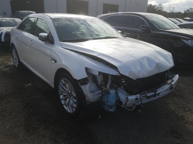 Salvage cars for sale from Copart Jacksonville, FL: 2015 Ford Taurus LIM