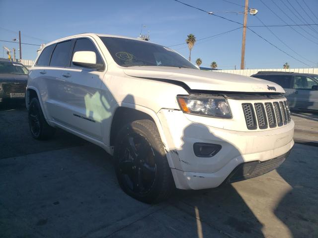 Salvage cars for sale from Copart Wilmington, CA: 2015 Jeep Grand Cherokee
