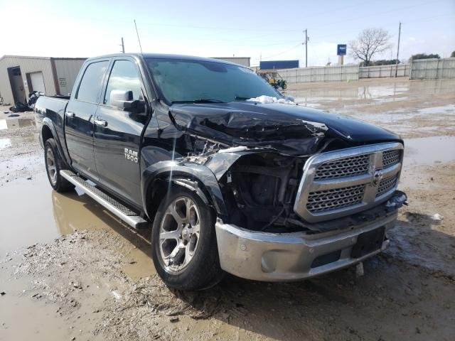 Salvage cars for sale from Copart Temple, TX: 2015 Dodge 1500 Laram