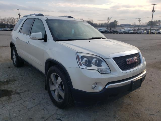 Vehiculos salvage en venta de Copart Lexington, KY: 2010 GMC Acadia SLT