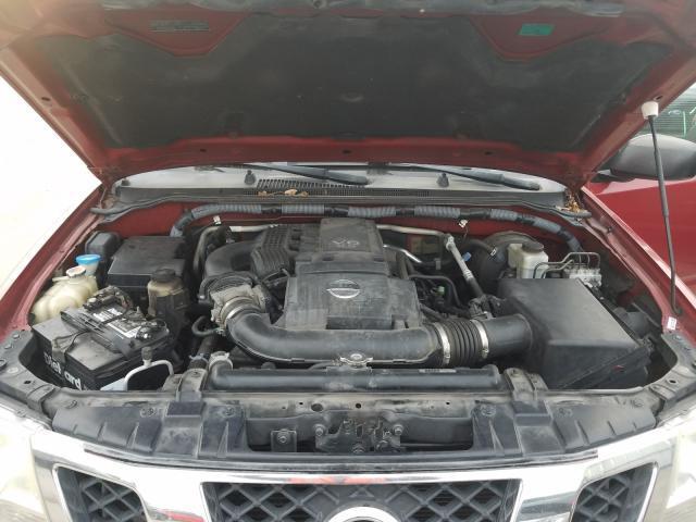 1N6AD0ER8BC412763 2011 Nissan Frontier S 4.0L