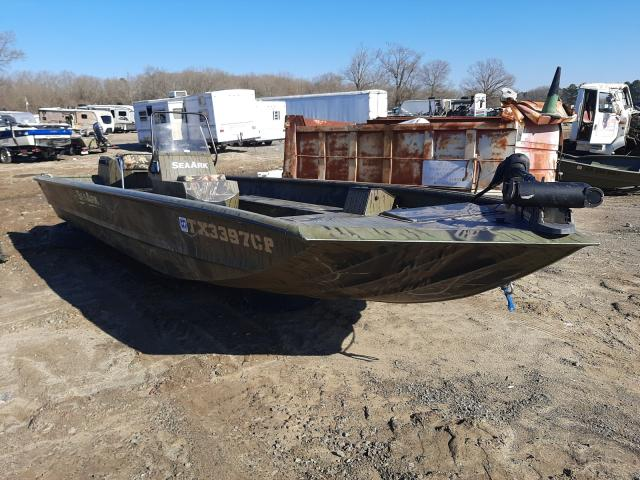 Seacat Boat salvage cars for sale: 2015 Seacat Boat