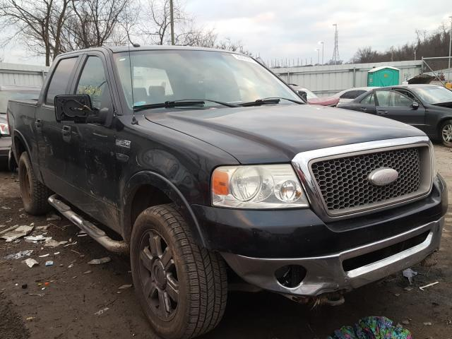 Salvage cars for sale from Copart West Mifflin, PA: 2006 Ford F150 Super