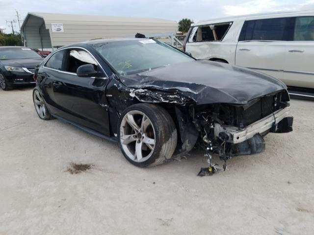 Salvage cars for sale from Copart West Palm Beach, FL: 2009 Audi A5 Quattro
