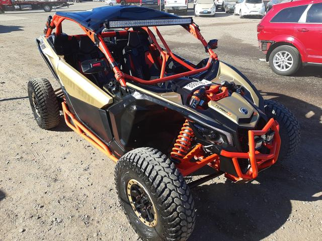 Salvage 2017 CAN-AM SIDEBYSIDE - Small image. Lot 30597281