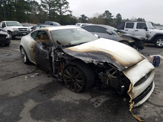 Jaguar XK salvage cars for sale: 2011 Jaguar XK