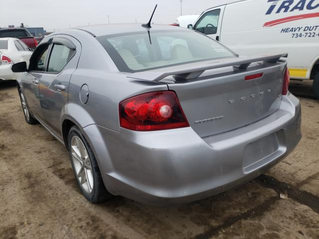2013 DODGE AVENGER SX - Right Front View