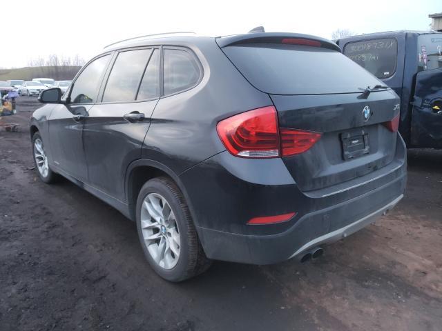 2015 BMW X1 XDRIVE2 WBAVL1C54FVY37143