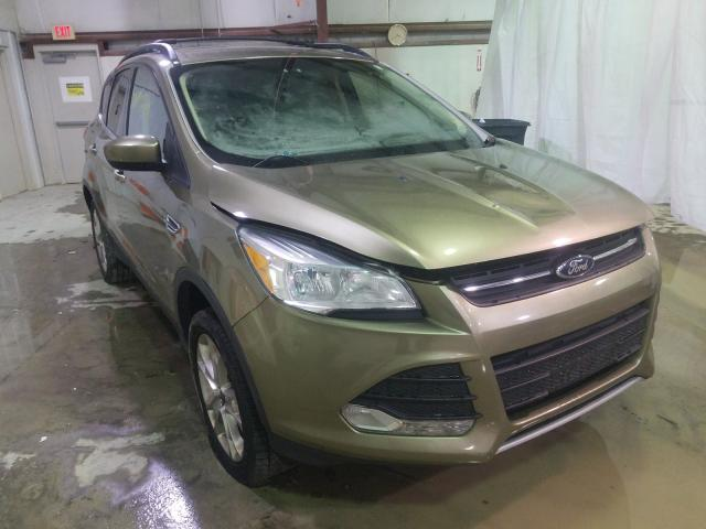 Salvage cars for sale from Copart Leroy, NY: 2013 Ford Escape SE