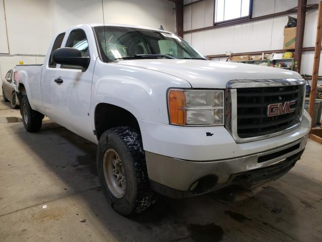 Salvage cars for sale from Copart Nisku, AB: 2007 GMC Sierra K25