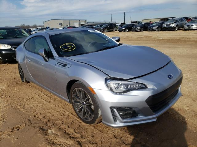 Salvage cars for sale from Copart San Antonio, TX: 2020 Subaru BRZ Limited