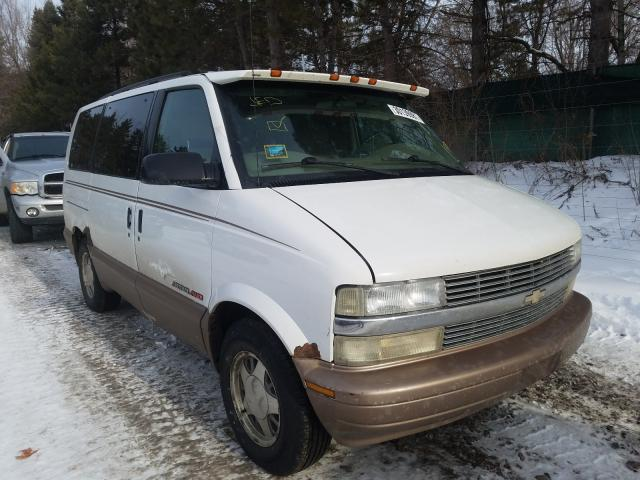 Chevrolet Astro salvage cars for sale: 2001 Chevrolet Astro