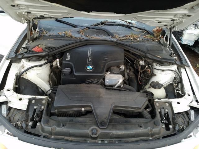 2014 BMW 320 I - Interior View