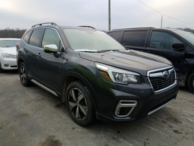 Subaru salvage cars for sale: 2020 Subaru Forester T
