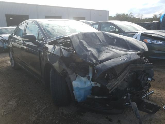 Salvage 2013 FORD FUSION - Small image. Lot 30122821