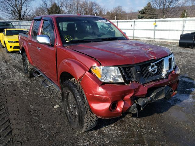 Salvage cars for sale from Copart Grantville, PA: 2016 Nissan Frontier S
