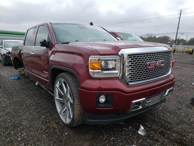 Salvage cars for sale from Copart Houston, TX: 2014 GMC Sierra K15