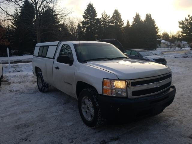 Salvage cars for sale from Copart Blaine, MN: 2013 Chevrolet Silverado