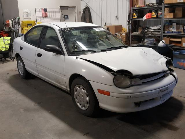 Dodge Neon salvage cars for sale: 1996 Dodge Neon