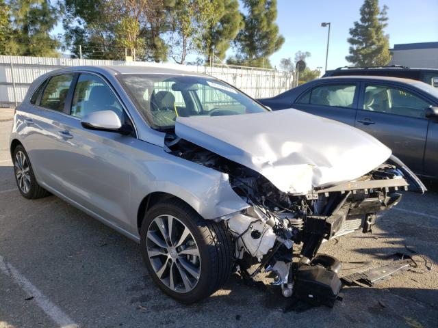 Salvage cars for sale from Copart Rancho Cucamonga, CA: 2020 Hyundai Elantra GT