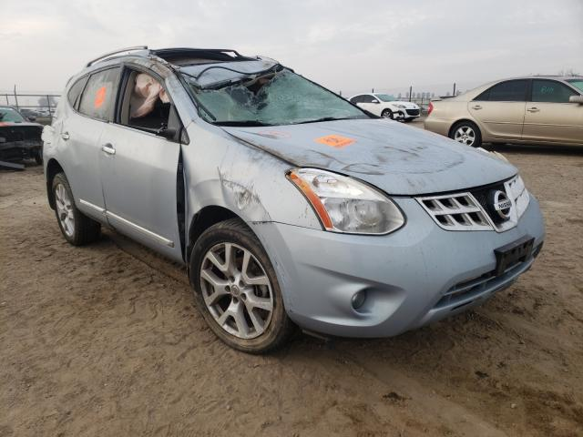 2012 Nissan Rogue S for sale in Fresno, CA