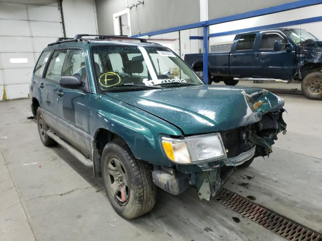 Salvage cars for sale from Copart Pasco, WA: 1998 Subaru Forester L