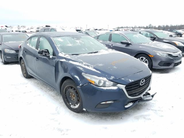 Mazda 3 salvage cars for sale: 2018 Mazda 3