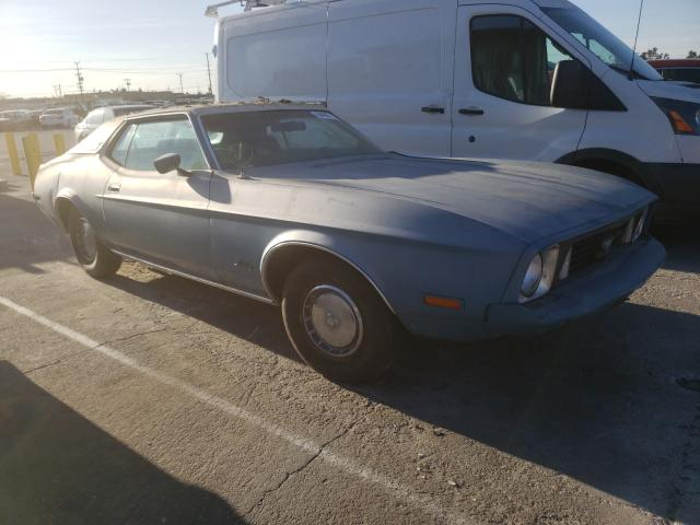 1973 FORD MUSTANG MA