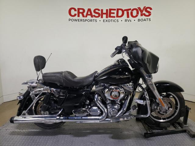 Salvage cars for sale from Copart Dallas, TX: 2009 Harley-Davidson Flhx