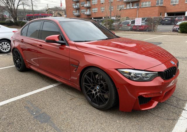 BMW M3 2018 0