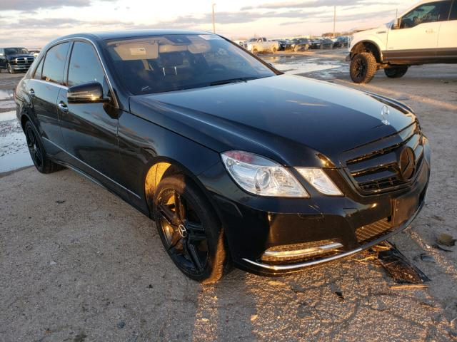 Salvage cars for sale from Copart Temple, TX: 2011 Mercedes-Benz E 350 Blue