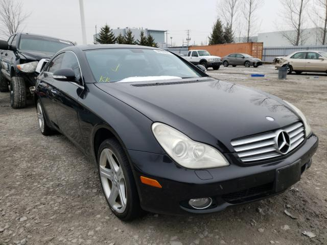 Mercedes-Benz salvage cars for sale: 2007 Mercedes-Benz CLS 550