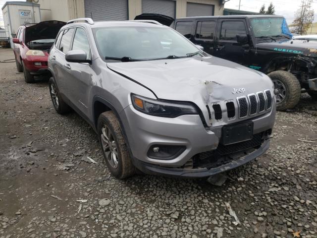 2019 Jeep Cherokee L 3.2L