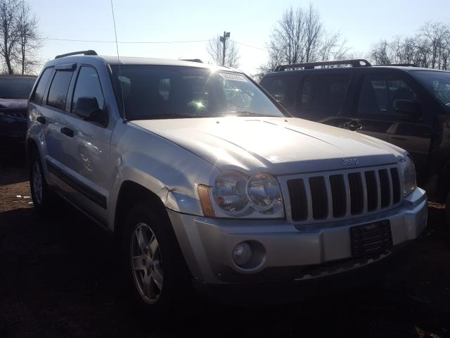 Salvage cars for sale from Copart Baltimore, MD: 2006 Jeep Grand Cherokee