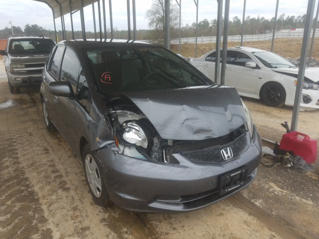 Salvage cars for sale from Copart Gaston, SC: 2013 Honda FIT