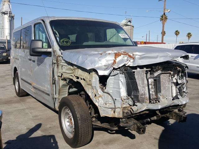 Salvage cars for sale from Copart Wilmington, CA: 2020 Nissan NV 3500