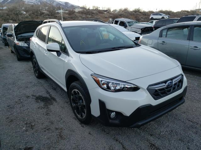 Salvage cars for sale from Copart Reno, NV: 2021 Subaru Crosstrek