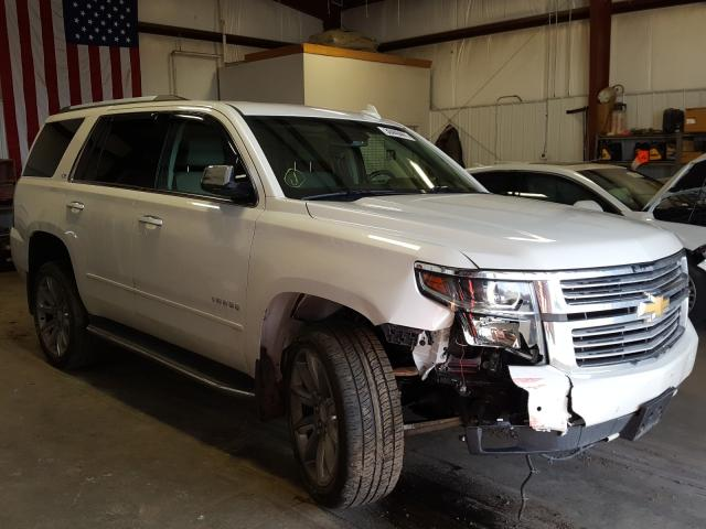 Salvage cars for sale from Copart Billings, MT: 2016 Chevrolet Tahoe K150