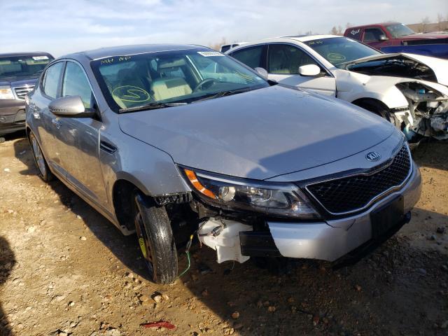 Salvage cars for sale from Copart Bridgeton, MO: 2014 KIA Optima LX