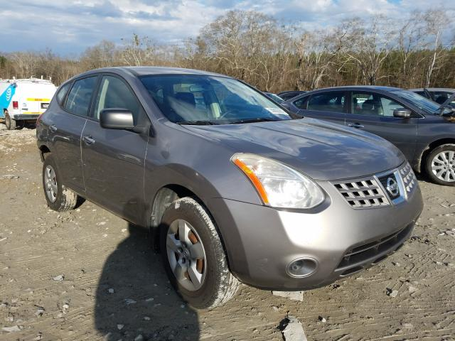 Salvage cars for sale from Copart Cartersville, GA: 2010 Nissan Rogue S