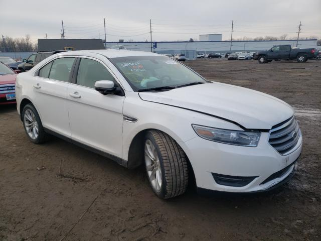 2013 FORD TAURUS SEL - Left Front View Lot 30571681.