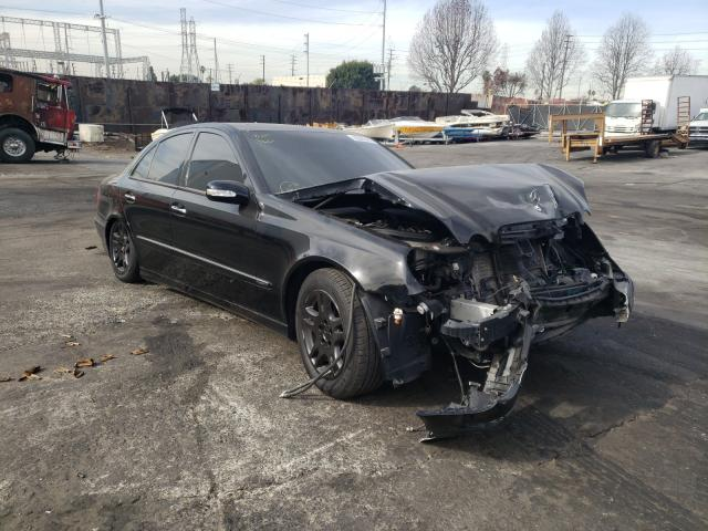 Salvage cars for sale from Copart Wilmington, CA: 2003 Mercedes-Benz E 320