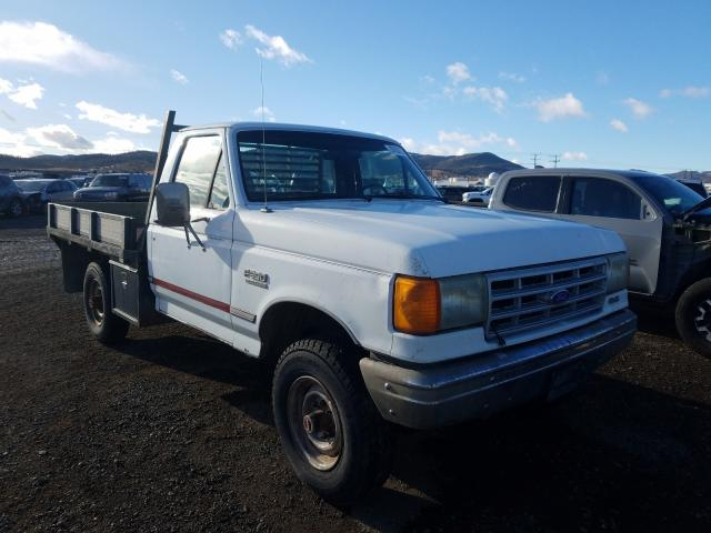 Global Auto Auctions: 1989 FORD F250